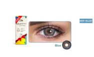 Freshlook Colorblends Blue Color Lenses (2 Lens Per Box) Ciba Vision Alcon Contact Lens