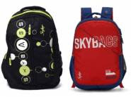 Skybags Casual Backpacks From Rs.585 + Free Shipping