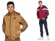 Eoss - Amazon Brand Cazibe Men's Jacket From Rs. 380