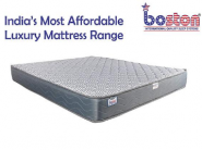 Prime Day Sale 53% Off : Boston Basics Double Size Mattress At Rs. 6,290